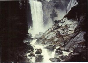 Yosemite 1994 - Vernal Falls