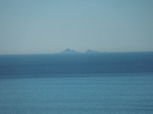 Farallon Islands, 30 miles west of the Golden Gate
