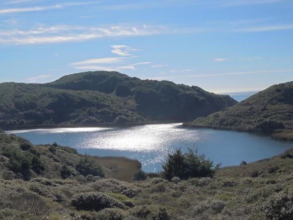 Pelican Lake, Point Reyes National Seashore