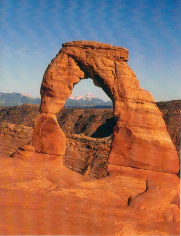 Delicate Arch - 2005