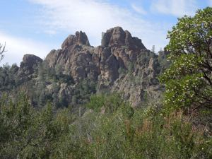 Pinnacles - High Peaks