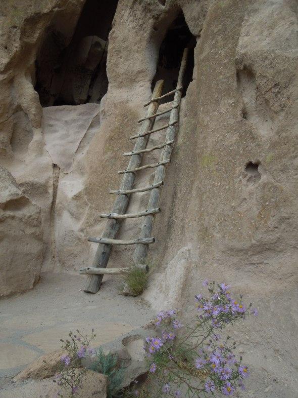 Bandelier 2012 - caves