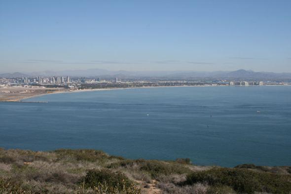 Cabrillo - San Diego Bay