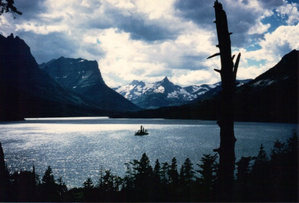 Glacier 1997 - St. Mary Lake