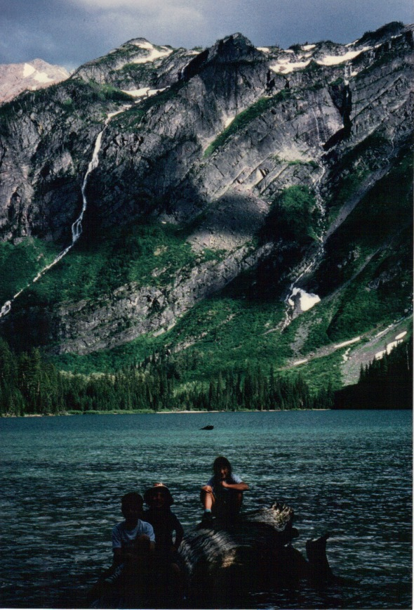 Avalanche Lake, 1997