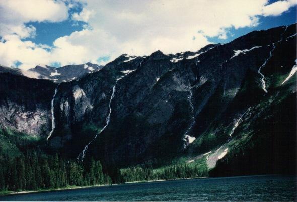 Avalanche Lake, 1997