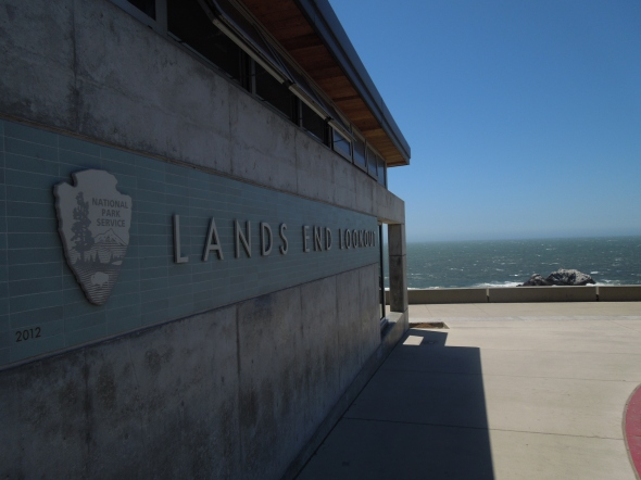 Land's End Visitor Center
