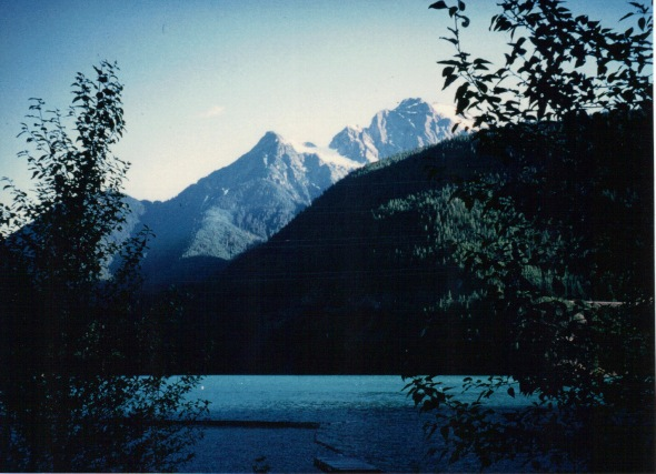 North Cascades - Diablo Lake