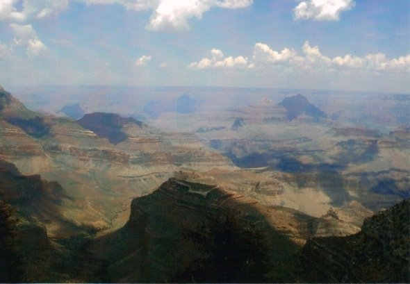 View from Mather Point