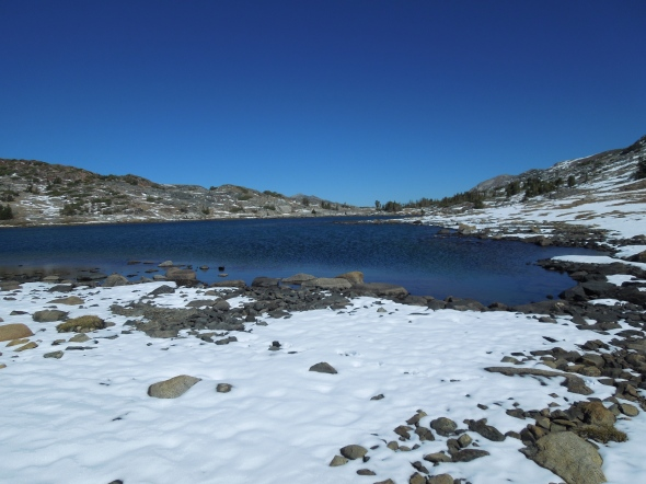 Upper Gaylor Lake