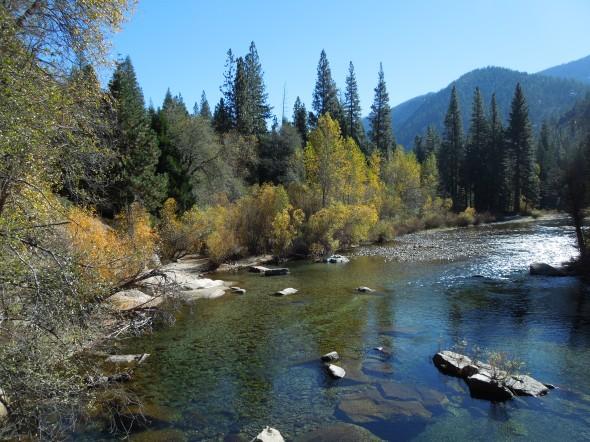 Kings River, Kings Canyon National Park
