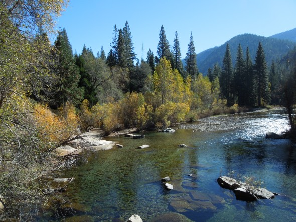 Kings River, Kings Canyon National Park