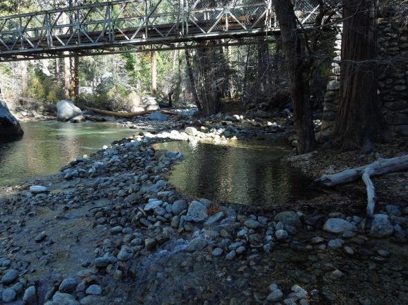 Kings River at Bubbs Creek