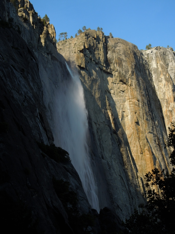Upper Yosemite Fall, Yosemite National Park, CA